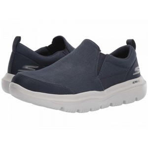 Skechers Performance Go Walk Evolution Ultra - 54736 Navy/Gray [Sale]