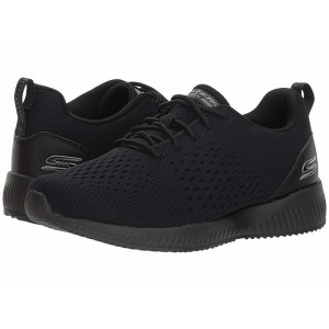 Skechers BOBS from Bobs Squad - Ultraviolet Black/Black [Sale]