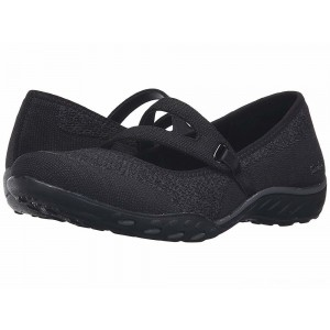 Skechers Active Breathe Easy - Lucky Lady Black [Sale]
