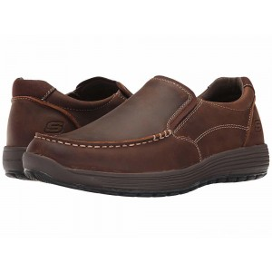 Skechers Classic Fit Venick Dark Brown [Sale]