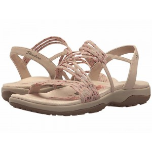 Skechers Reggae Slim - Stretch Appeal Taupe [Sale]
