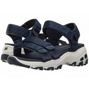 Skechers D'Lites - Fresh Catch Navy [Sale]