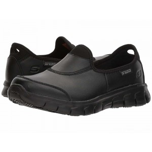 Skechers Work Sure Track Warfell Black [Sale]