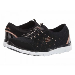 Skechers Gratis - High-Class Black/Rose Gold [Sale]