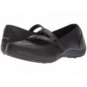 Skechers Breathe Easy - Calmly Black [Sale]