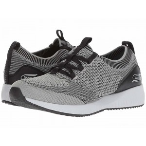 Skechers BOBS from Bobs Squad - Alpha G Gray Black [Sale]