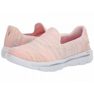Skechers Performance Go Walk Evolution Ultra - 15758 Pink/Multi [Sale]