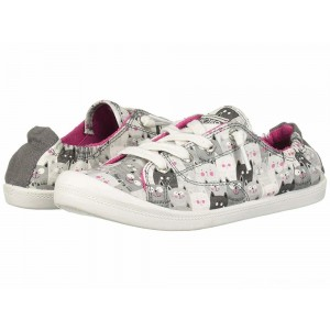 Skechers BOBS from Beach Bingo - Kitty Concert Gray [Sale]