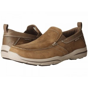 Skechers Relaxed Fit Harper - Forde Desert Leather [Sale]