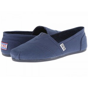 Skechers BOBS from Bobs Plush - Peace & Love Navy [Sale]