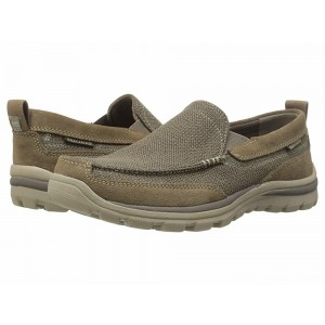Skechers Relaxed Fit Superior - Milford Light Brown [Sale]