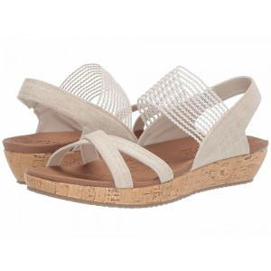 Skechers Brie – Dawdle Natural [Sale]