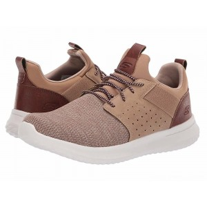 Skechers Classic Fit Delson Camben Light Brown [Sale]