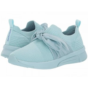 Skechers KIDS Modern Jogger Debbie 89800L (Little Kid/Big Kid) Aqua [Sale]