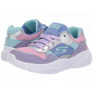Skechers KIDS Meridian Charted 81953L (Little Kid/Big Kid) Lavendar/Multi [Sale]