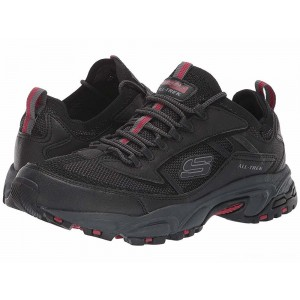 Skechers Stamina 2.0 Berendo Black/Charcoal [Sale]