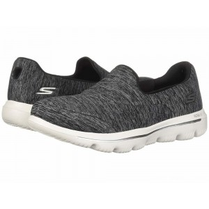 Skechers Performance Go Walk Evolution Ultra - 15733 Black/White [Sale]