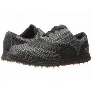Skechers Performance GO GOLF - Elite V.2 Ace Black/Gray [Sale]