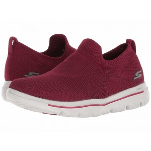Skechers Performance GOwalk Evolution - Ultra Raspberry [Sale]