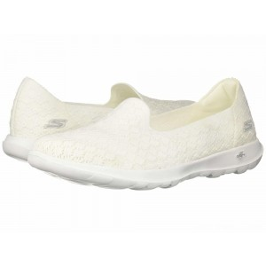 Skechers Performance Go Walk Lite - Daisy White [Sale]