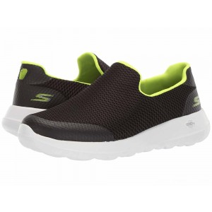 Skechers Performance Go Walk Max - 54637 Black/Lime [Sale]