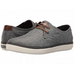 Skechers Relaxed Fit Palen - Gadon Gray Nylon [Sale]