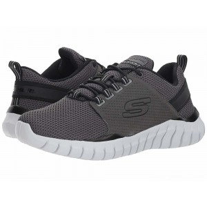 Skechers Overhaul Primba Charcoal/Black [Sale]