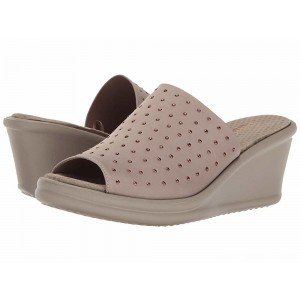 Skechers Rumblers - Silky Smooth Taupe [Sale]