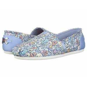 Skechers BOBS from Bobs Plush - Woof Party Blue/Pink [Sale]
