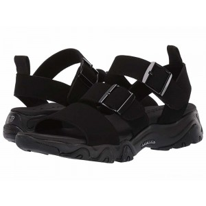 Skechers D'Lites 2.0 - Cool Cosmos Black/Black [Sale]