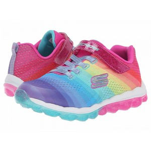 Skechers KIDS Twinkle Toes - Sparkle Lite 80177L (Little Kid/Big Kid) Multi [Sale]