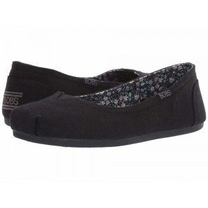 Skechers BOBS from Bobs Plush Black [Sale]