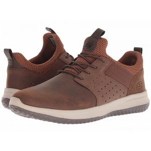 Skechers Delson - Axton Dark Brown [Sale]