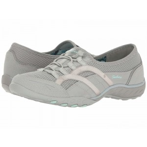 Skechers Breathe-Easy - Faithful Gray [Sale]