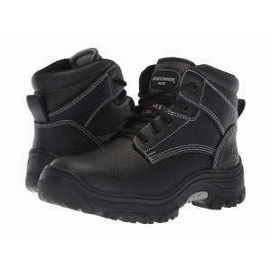Skechers Work Burgin - Krabok Black [Sale]