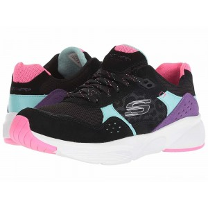 Skechers Meridian - No Worries Black Multi [Sale]