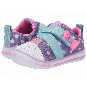 Skechers KIDS Twinkle Play 20138N (Toddler/Little Kid) Purple/Pink [Sale]
