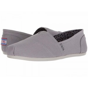 Skechers BOBS from Bobs Plush - Peace and Love Gray [Sale]
