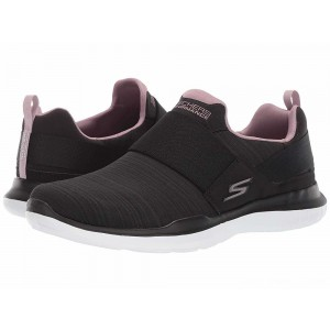 Skechers Go Run Mojo Black/Mauve [Sale]