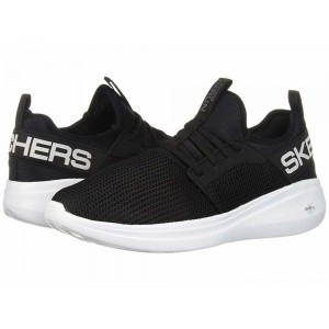 Skechers Go Run Fast - Valor Black/White [Sale]