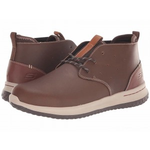 Skechers Delson Clenton Brown [Sale]