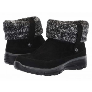 Skechers Easy Going - Heighten Black [Sale]
