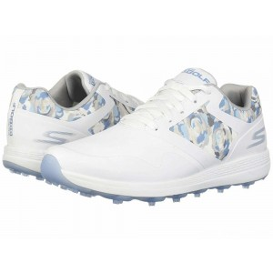 Skechers GO GOLF Max Draw White/Blue [Sale]