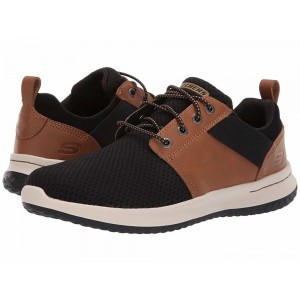 Skechers Delson - Brant Brown/Black [Sale]