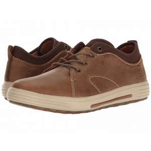 Skechers Classic Fit Porter - Elden Light Brown [Sale]