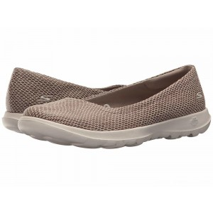 Skechers Performance Go Walk Lite - Feisty Taupe [Sale]