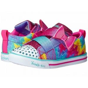Skechers KIDS Sparkle Lite 20154N (Toddler/Little Kid) Lavendar/Multi [Sale]
