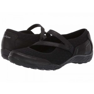 Skechers Breathe Easy - In Good Spirits Black [Sale]