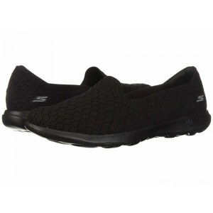 Skechers Performance Go Walk Lite - Daisy Black [Sale]