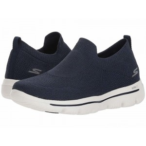 Skechers Performance GOwalk Evolution - Ultra Navy/White [Sale]